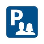 Mitarbeiterparkplatz